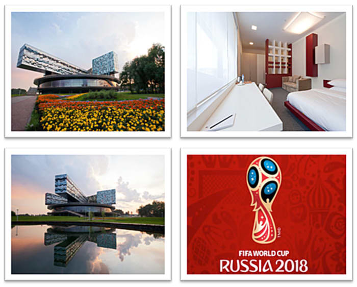 New Russia World Cup Packages