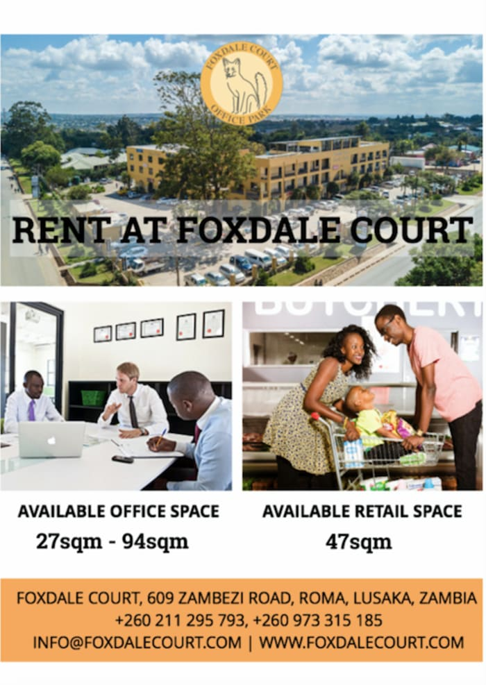 Office and retail spaces to rent