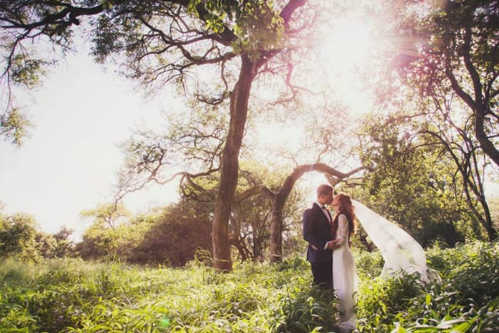Host your safari wedding at Lilayi Lodge