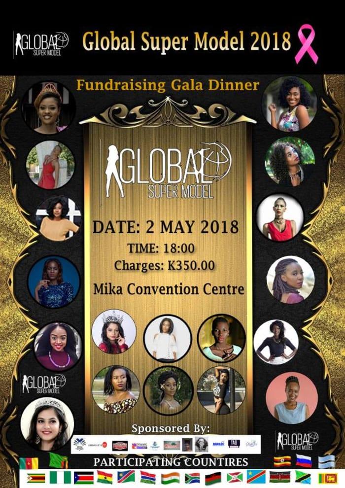 Global Super Model 2018 - Gala Dinner