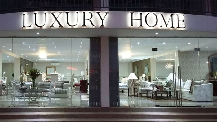 Luxury has arrived in Africa!