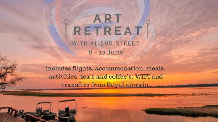 Artist Retreat with Alison Street