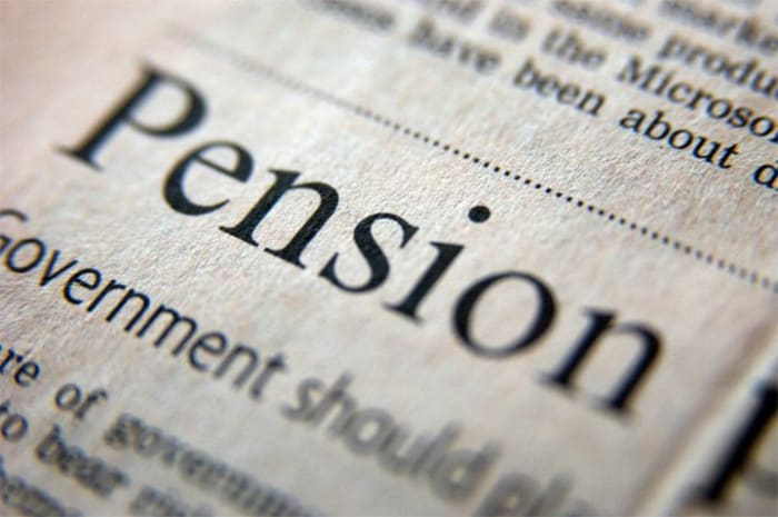 Improving operational efficiency in the way pension benefits are processed