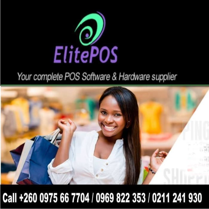 A complete Point of Sale and Hardware supplier