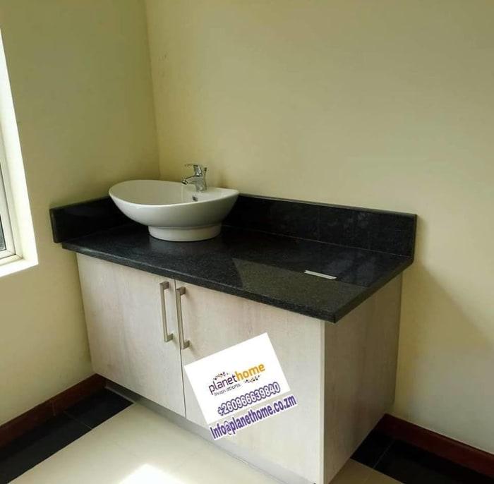 Bathroom vanity for Sandy's Creations
