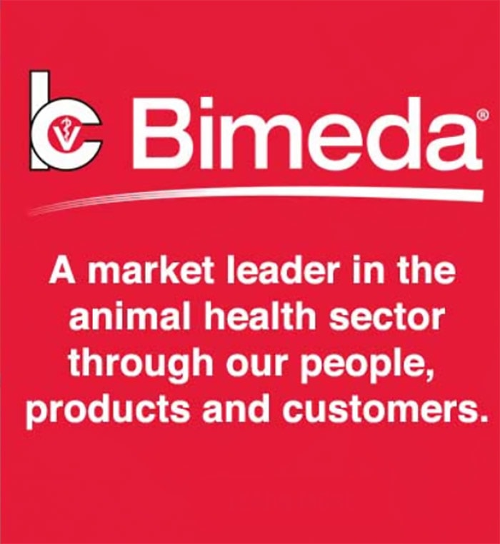 Bimeda's vision is to be a market leader and innovator