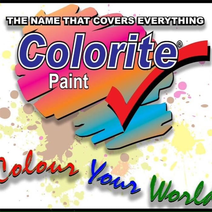 The name that covers everything - COLORITE PAINT