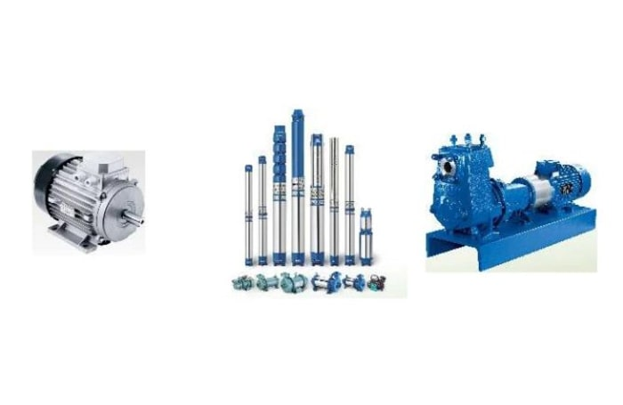 Quality water pumps and accessories on the market