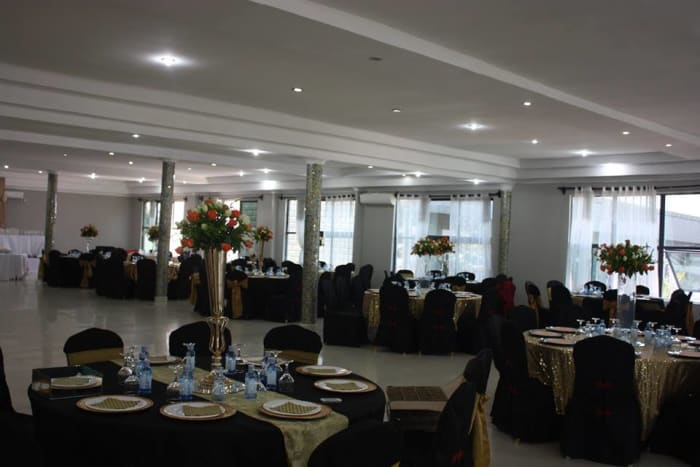 Wedding packages with custom tailored menu