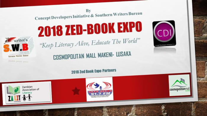 Zed Book Expo 2018