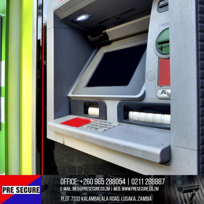 Pre-secure's tips for ATM safety