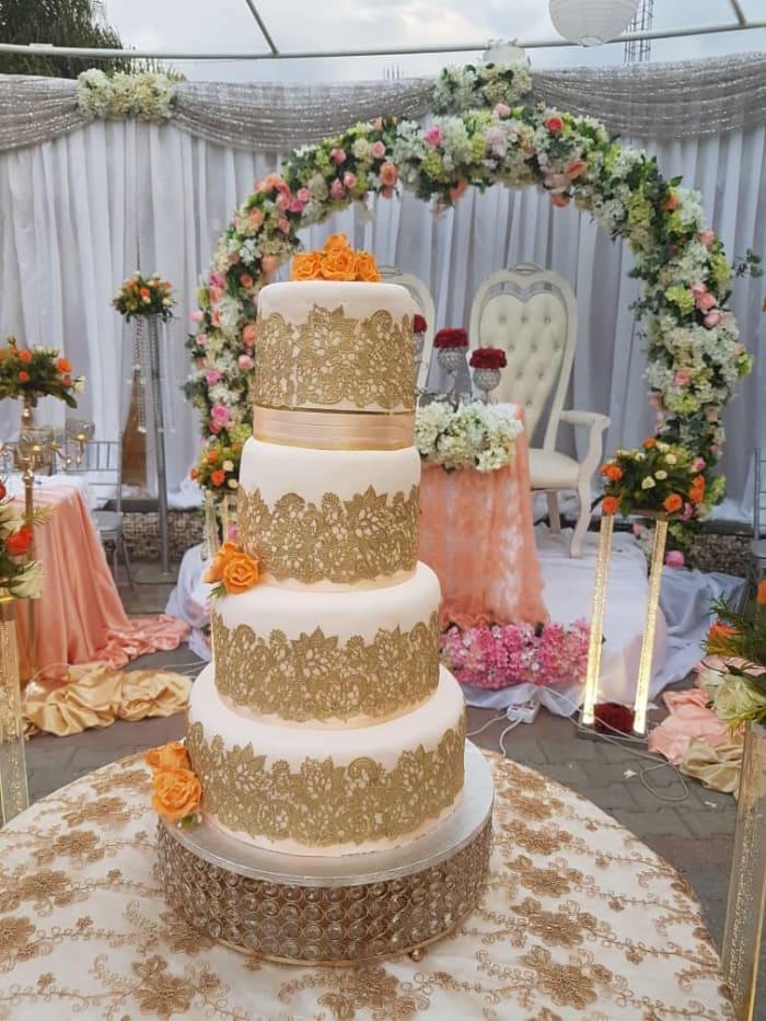 Delightful wedding packages in Kitwe