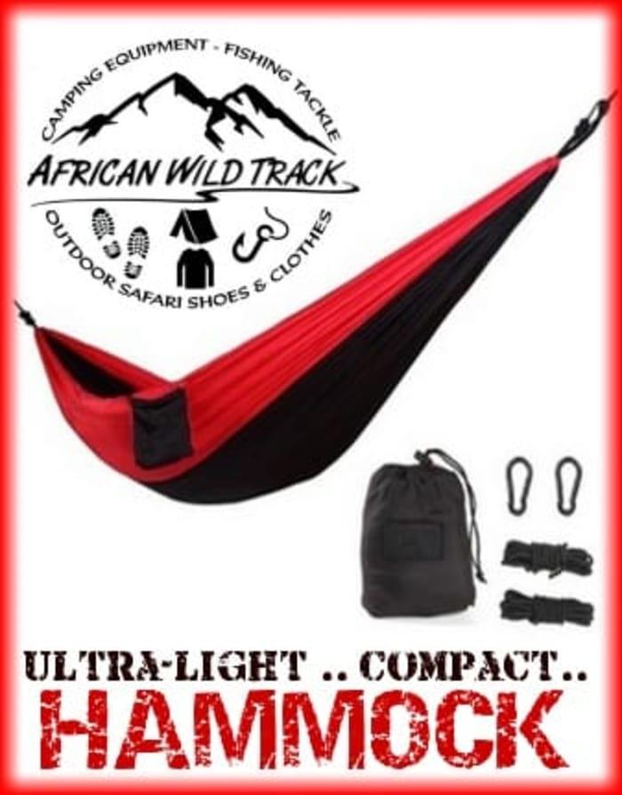 Travel hammocks available in stock