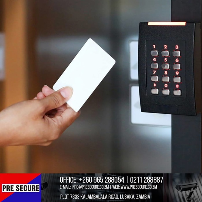 Door security solutions available
