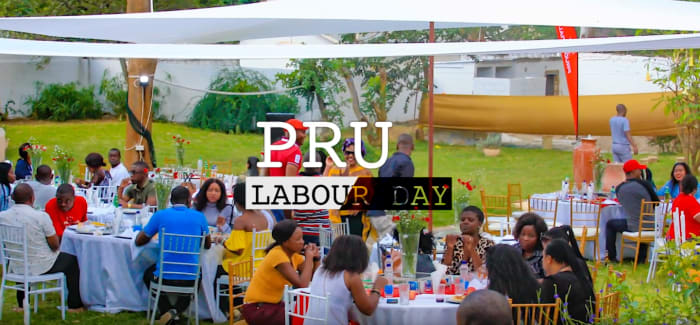 Prudential Labour Day team building event highlight video