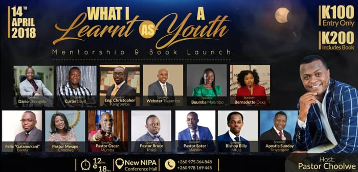 Youth Mentorship and Book Launch Seminar