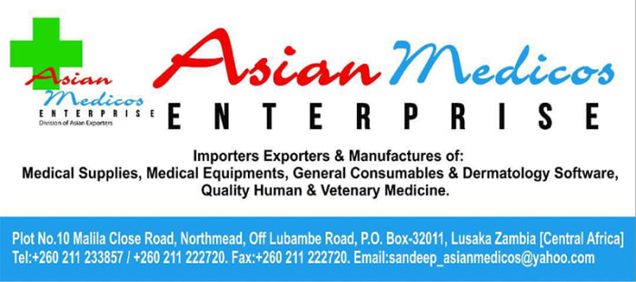 Suppliers of Medical Equipment , surgical disposables , pathological test kit , chemicals & pharmaceuticals