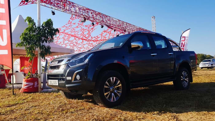 Action Auto attends the Stanbic Auto Expo 2018