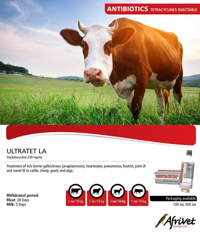 Livestock antibiotics available in stock