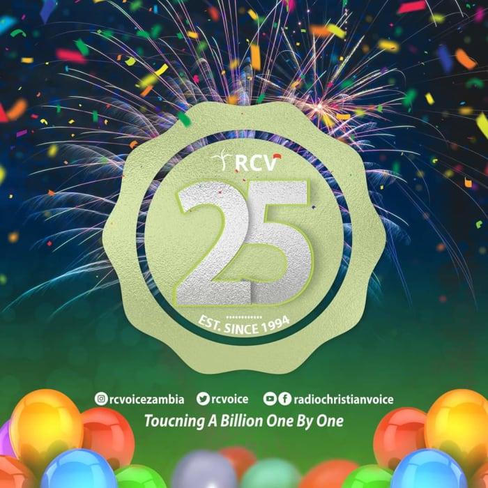 Radio Christian Voice celebrates 25 years of God's Goodness