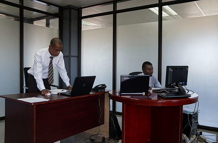 Liaison with Zambia Revenue Authority regarding client tax affairs