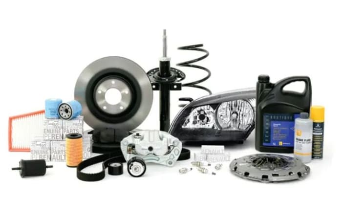 Broad and extensive range of genuine Renault parts at very attractive prices
