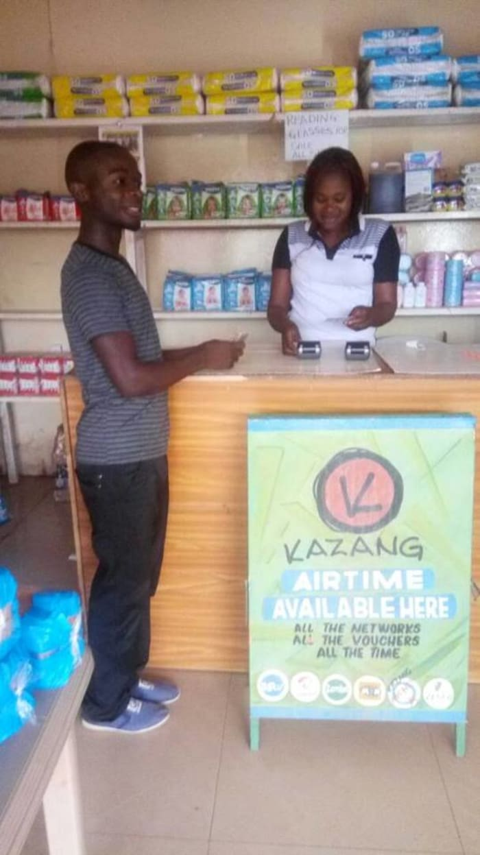 How Brian Kashala grew his business with Kazang