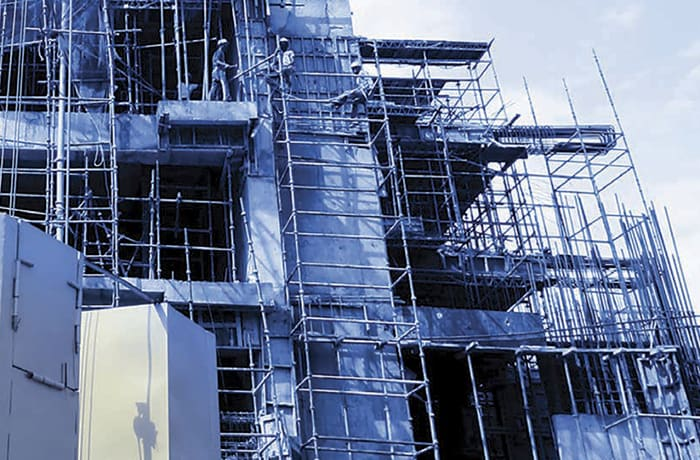 Professional building construction services - new builds, conversions, extensions and high specification refurbishments