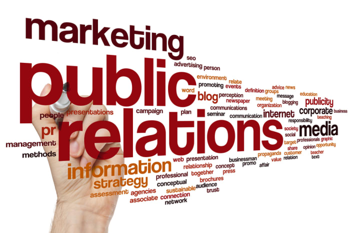 Marketing and PR solutions
