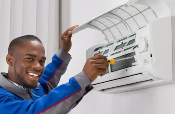 Technicians are professionally trained in all types of cooling systems