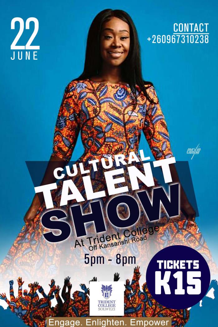 Cultural Talent Show