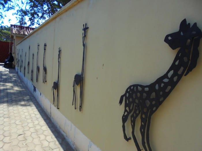Facilities of Moor Apartments