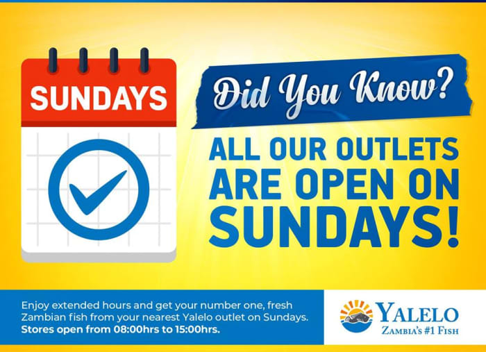 Extended opening hours on Sundays