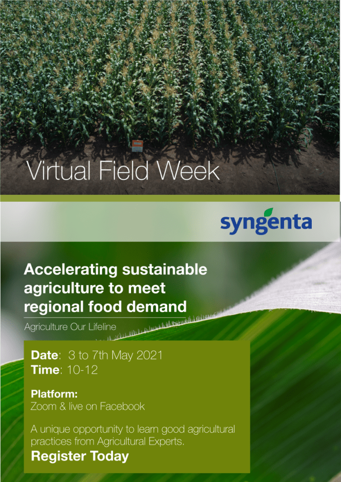 Want to improve your crop yield? and learn good agricultural practices?