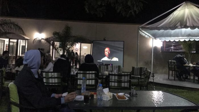 Watch the World Cup at Sila's Restaurant
