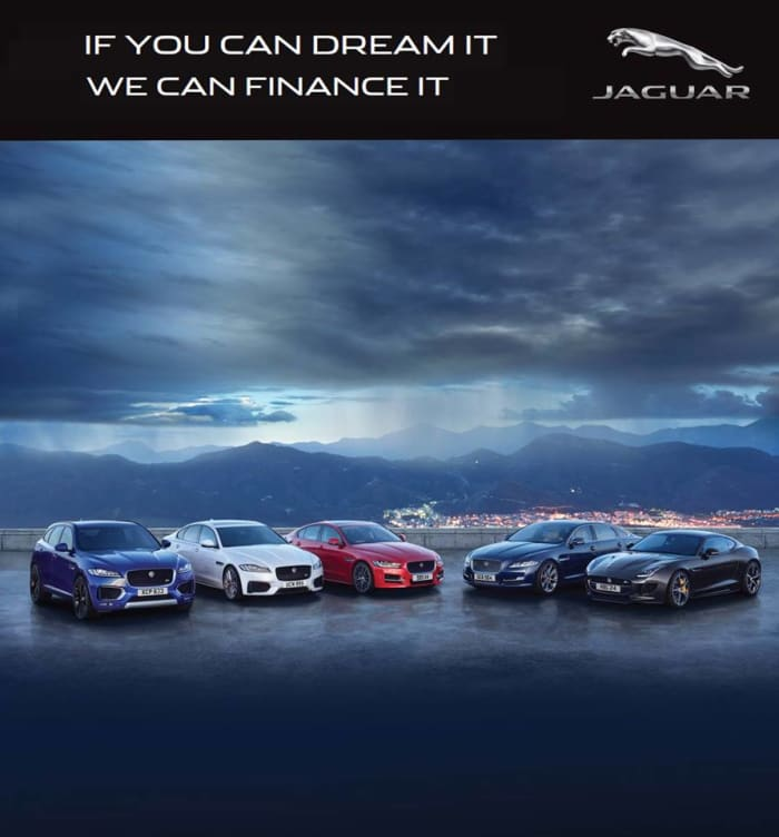 Interest free credit with Jaguar Zambia