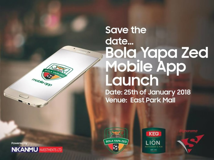 Bola Yapa Zed mobile app launch