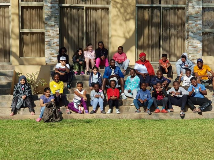Students go on 2 day trip to Tiffany's Canyon