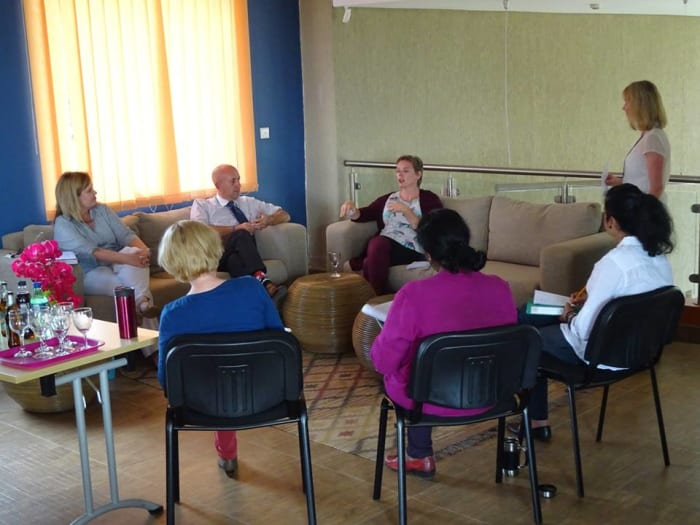 Baobab College becomes accredited as a Cambridge Professional Development Centre