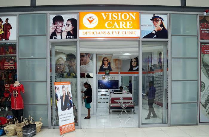 Products and services for those in need of professional eye care