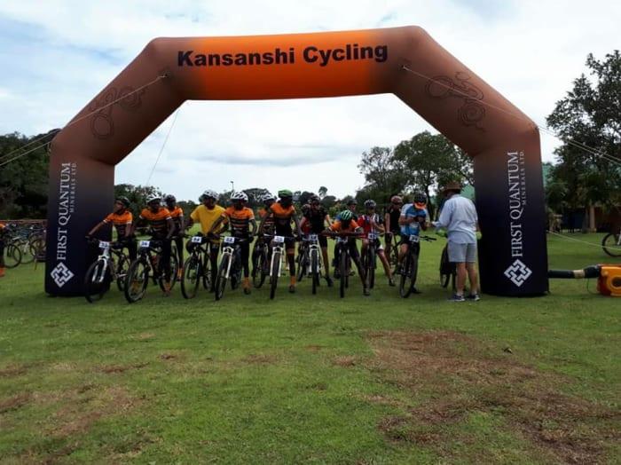 Trident hosts Mountain Biking School Series Races