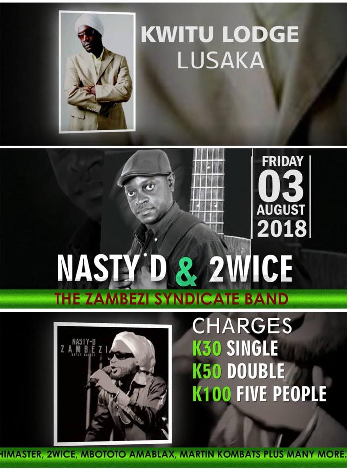 Kwithu Lodge Lusaka proudly present