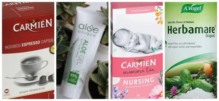 4 new healthy products for mother, baby and you