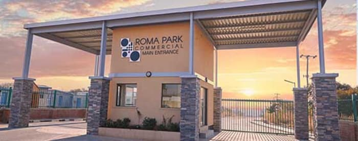 Delivering you updates on construction and activity in Roma Park