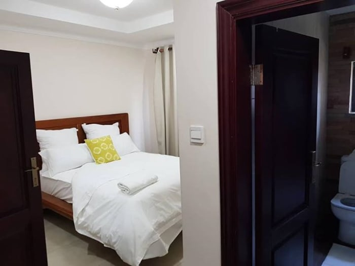 One, two and three bedroomed apartments