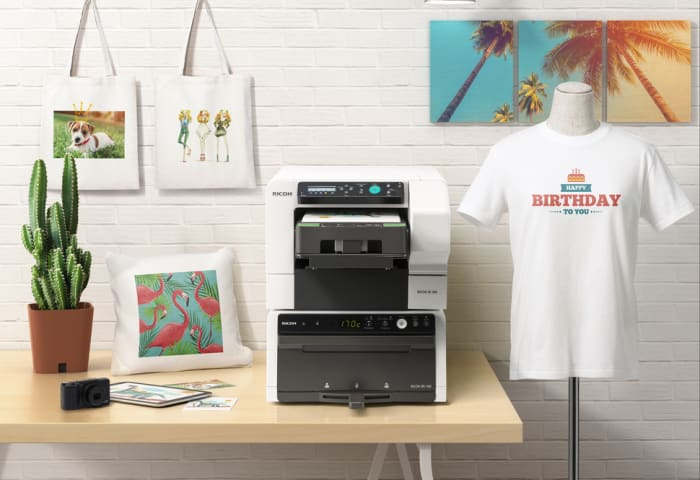 New T-shirt printers coming soon
