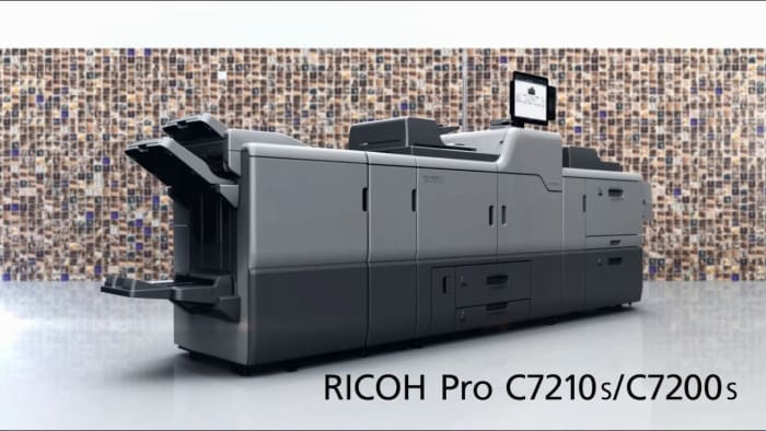 New Ricoh Pro digital press available