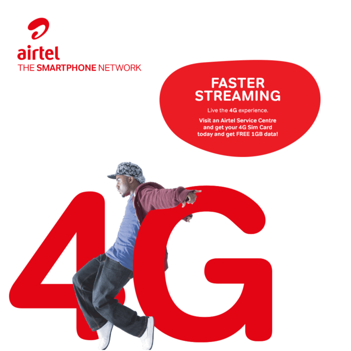 Super-fast streaming with Airtel