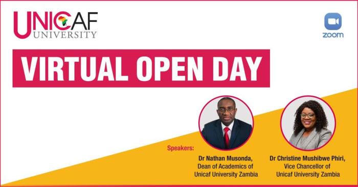 Virtual Open Day Zambia