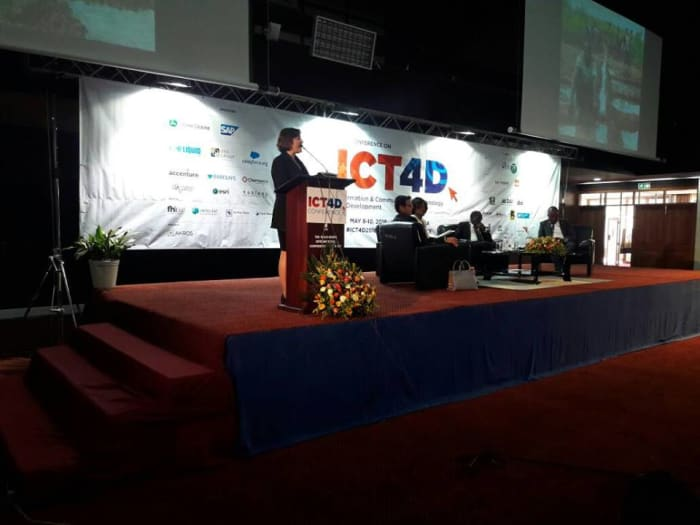 800 participants attend the 10th ICT4D Conference in Lusaka